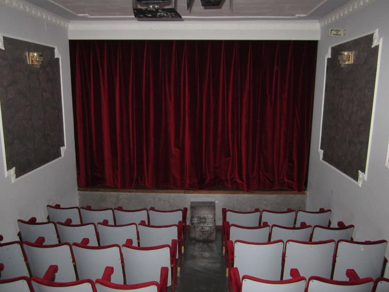 Scheda tecnica teatro duse